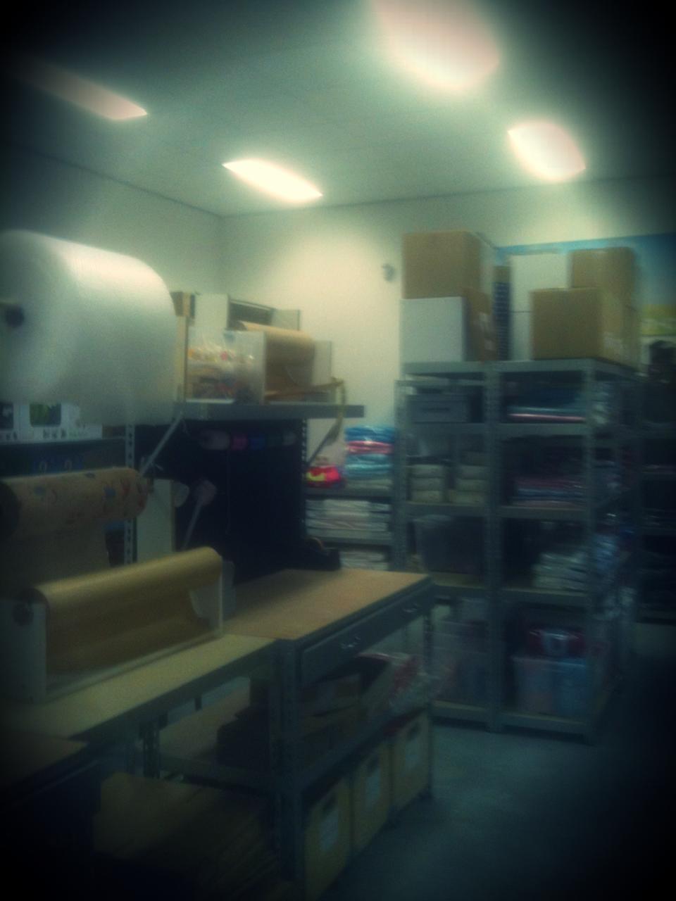 Nieuw kantoor maus co blog - Kantoor met geintegreerde opslagruimte ...
